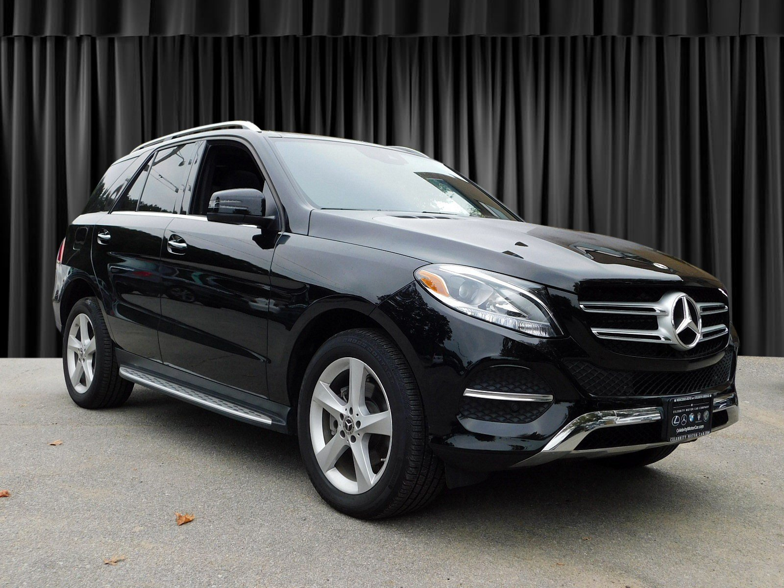 Pre Owned 2018 Mercedes Benz GLE GLE 350 SUV in Goldens Bridge