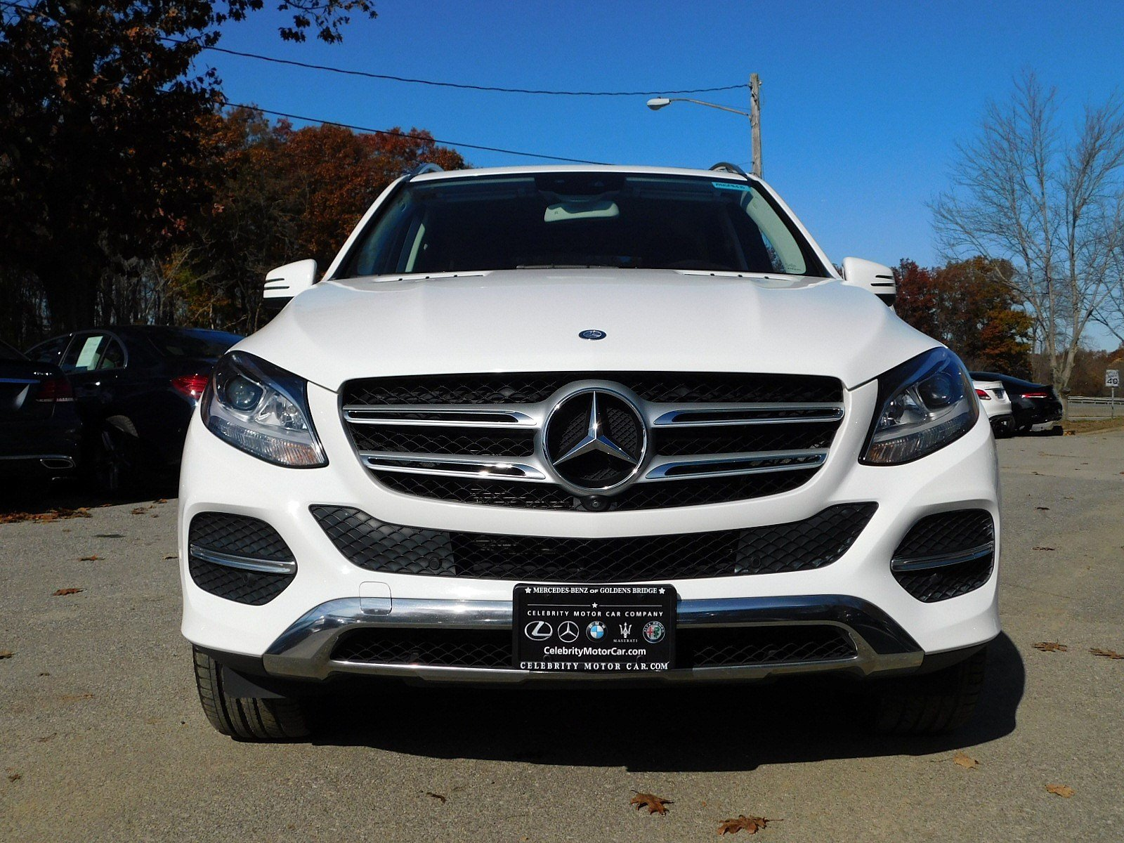 Certified Pre Owned 2016 Mercedes Benz GLE GLE 350 SUV in Goldens