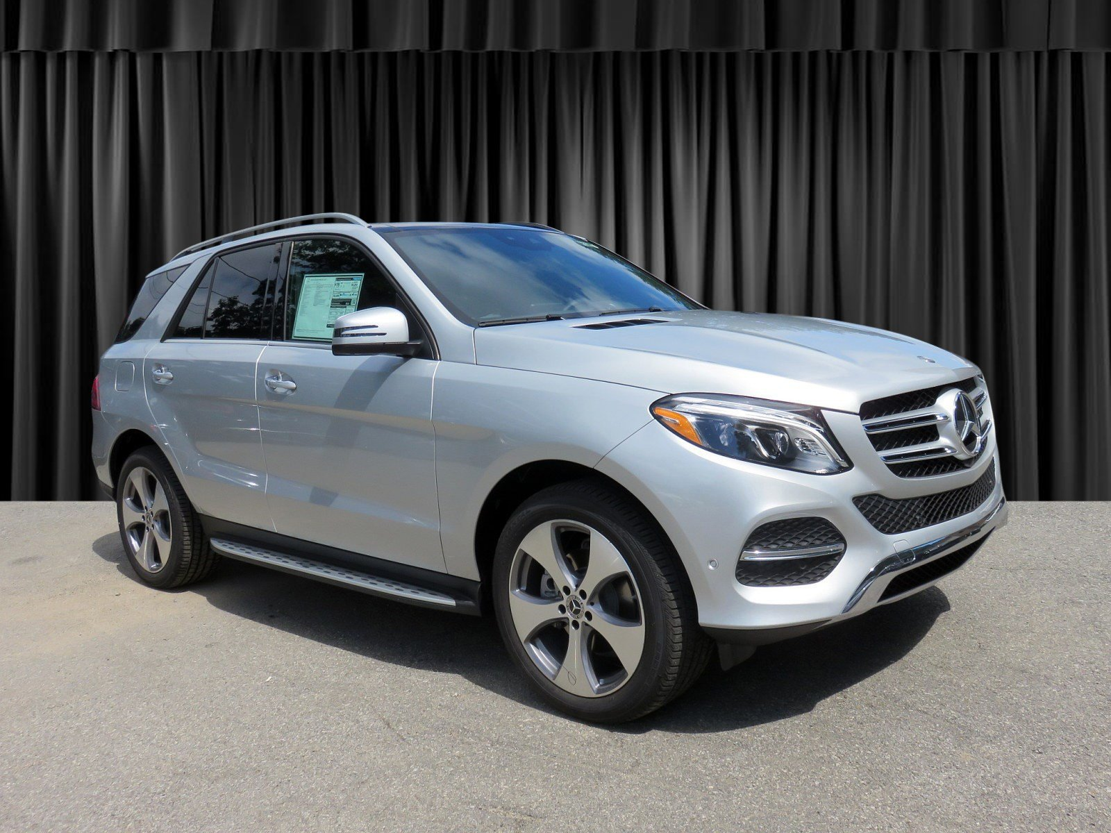 New 2018 Mercedes Benz GLE GLE 350 SUV in Goldens Bridge HG815