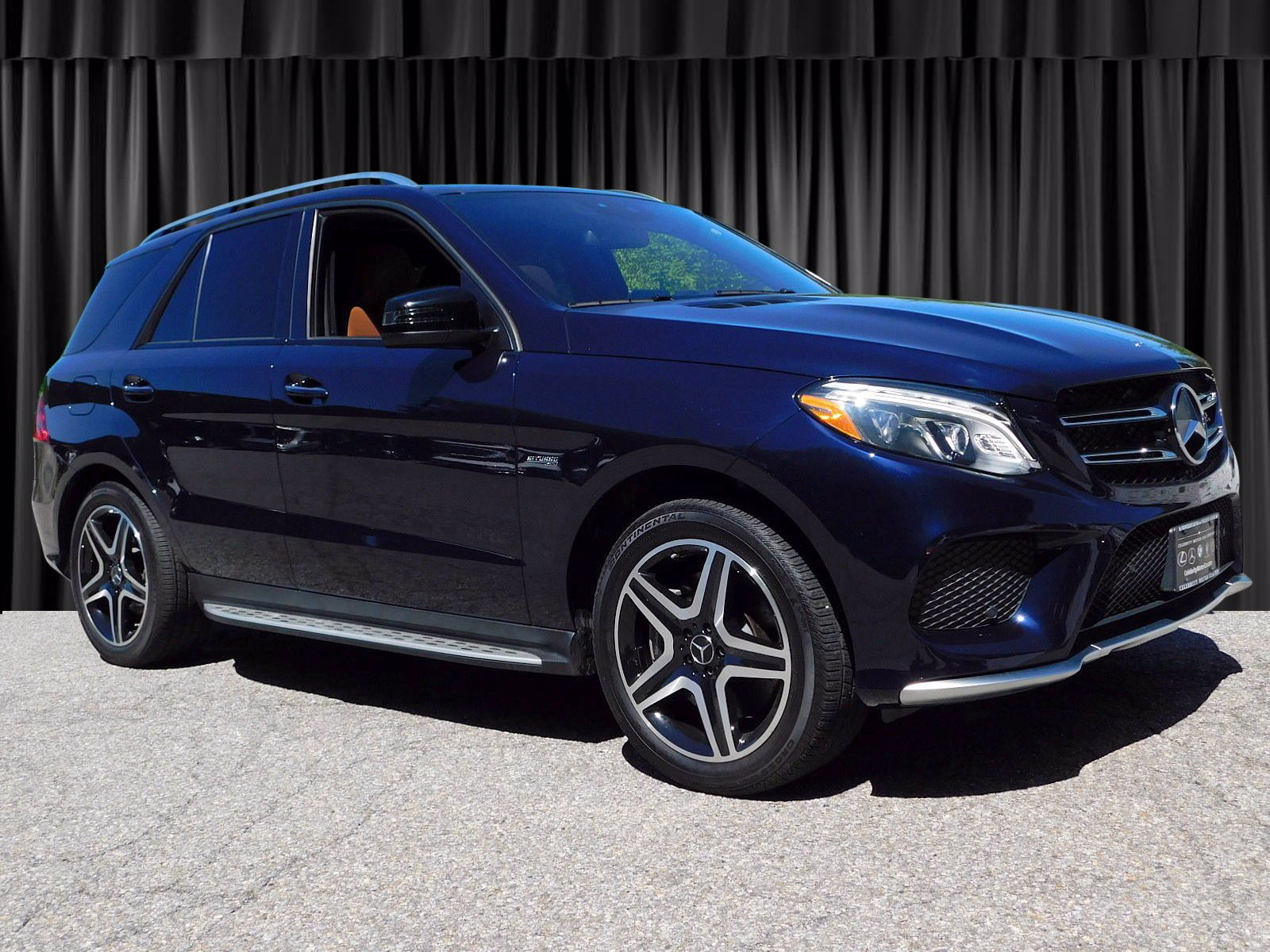 Certified Pre-Owned 2017 Mercedes-Benz AMG® GLE 43 SUV AWD 4MATIC®