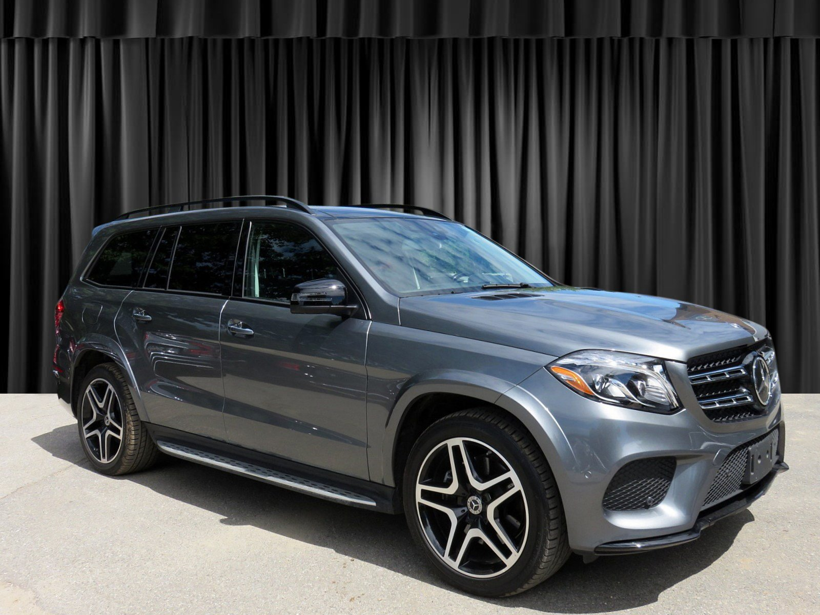 Pre Owned 2018 Mercedes Benz GLS GLS 550 SUV in Goldens Bridge