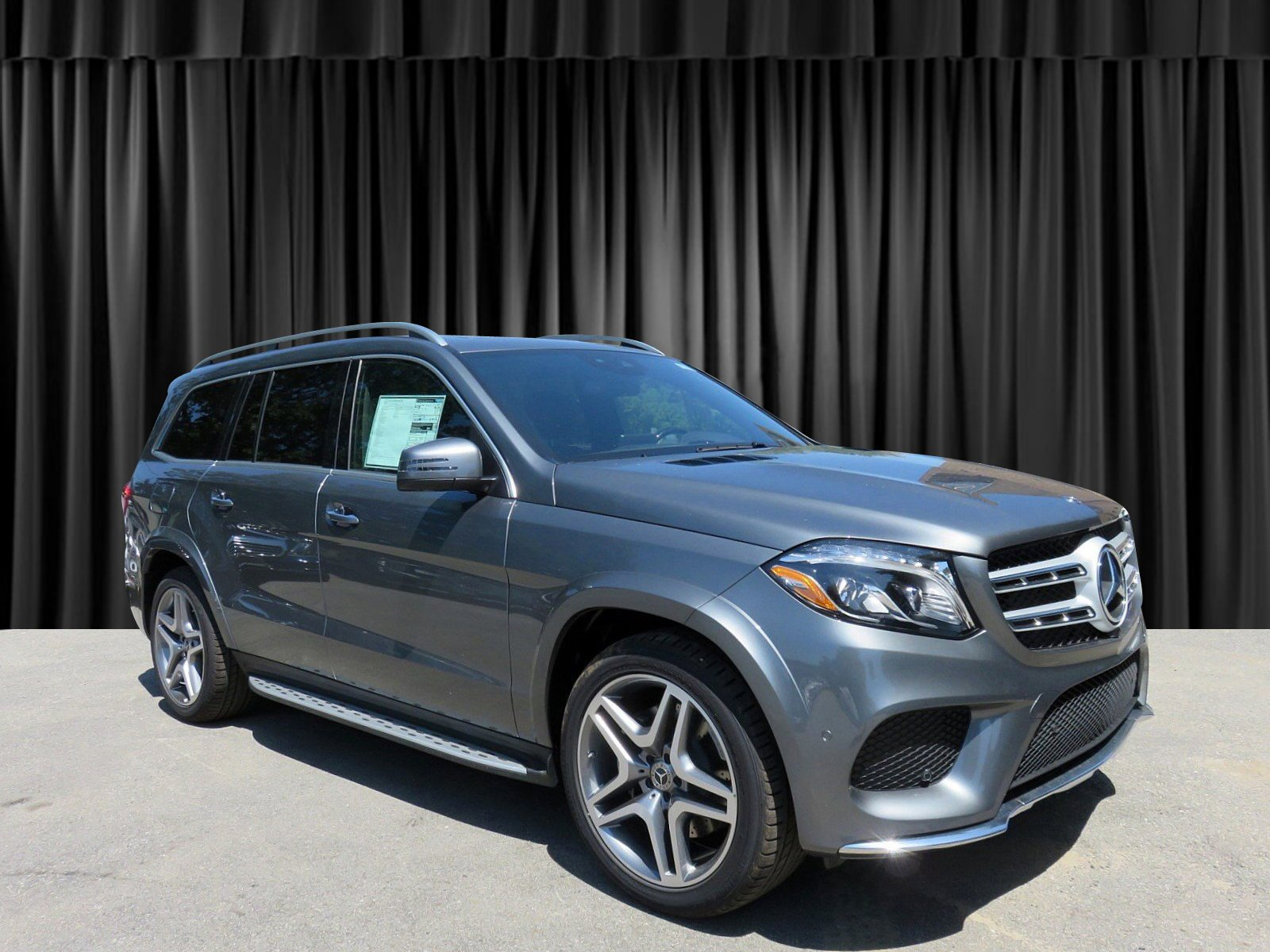 New 2018 Mercedes Benz GLS GLS 550 SUV in Goldens Bridge HG918