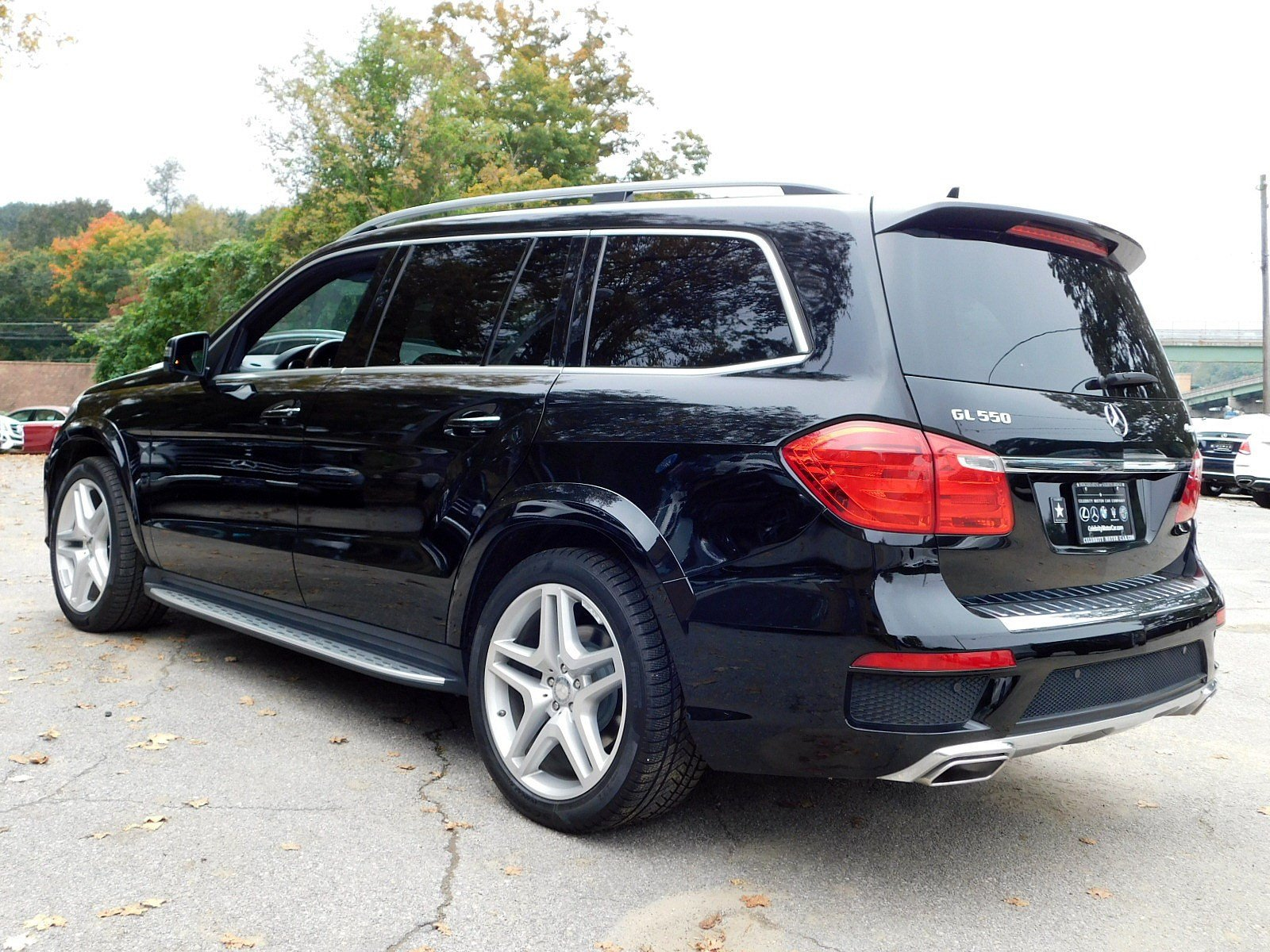 Certified Pre Owned 2015 Mercedes Benz GL GL 550 SUV in Goldens