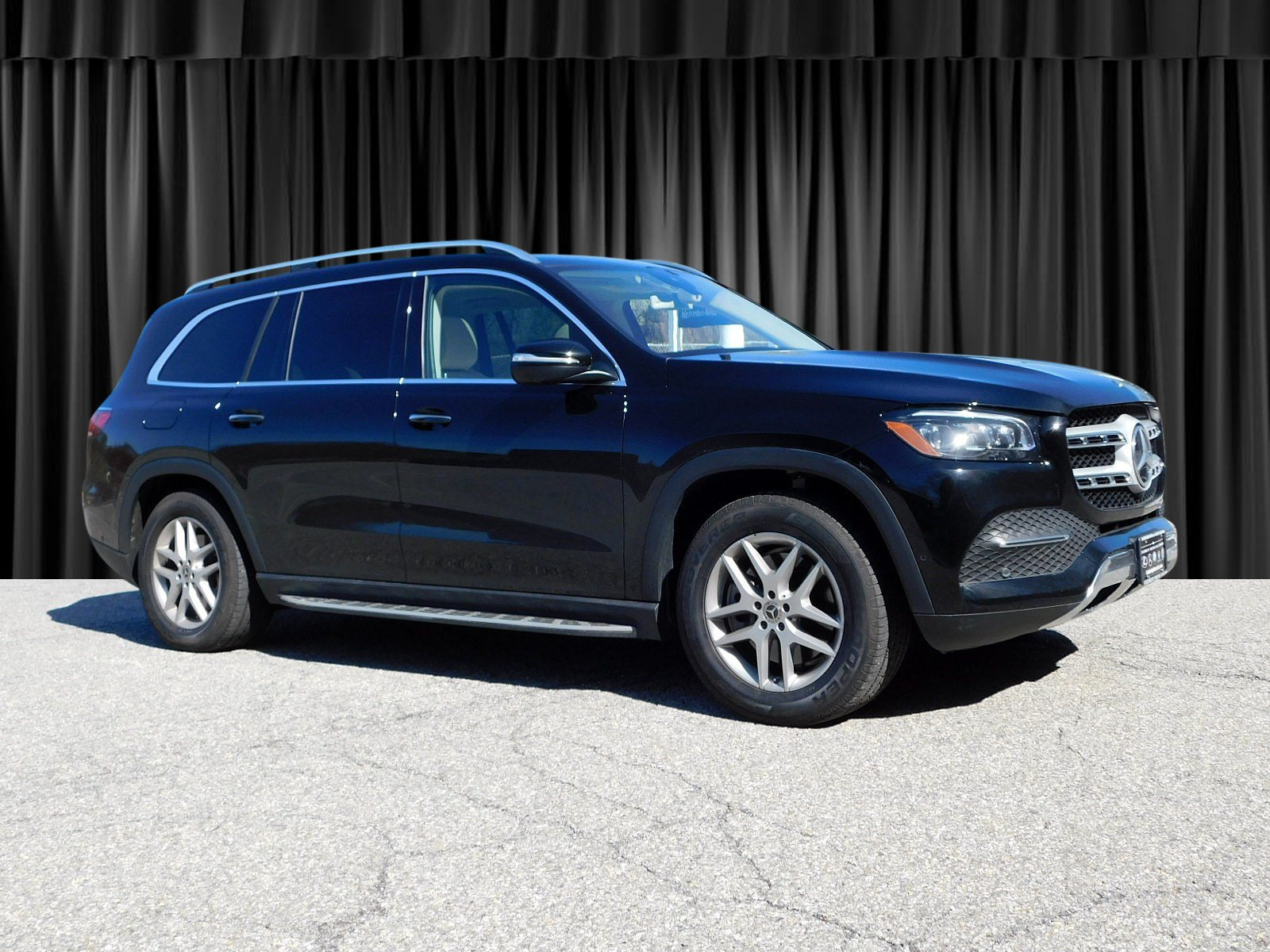 Pre-Owned 2020 Mercedes-Benz GLS 450 AWD 4MATIC®