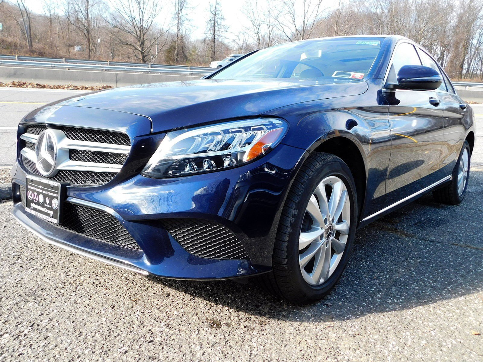 Pre-Owned 2020 Mercedes-Benz C-Class C 300