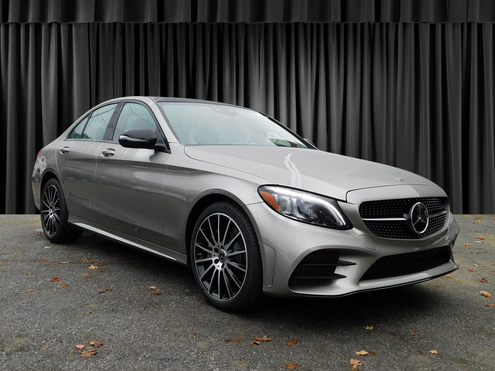 New 2019 Mercedes Benz C Class C 300 Sport SEDAN in Goldens Bridge