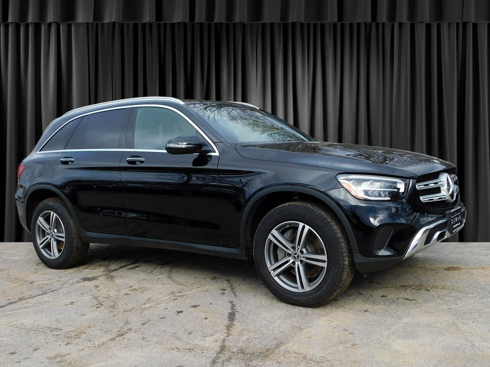 Pre-Owned 2020 Mercedes-Benz GLC GLC 300