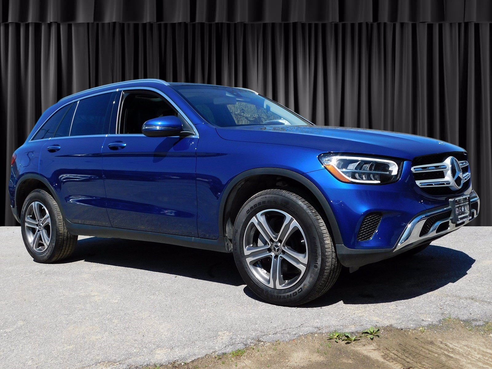 Pre-Owned 2020 Mercedes-Benz GLC 300 AWD 4MATIC®