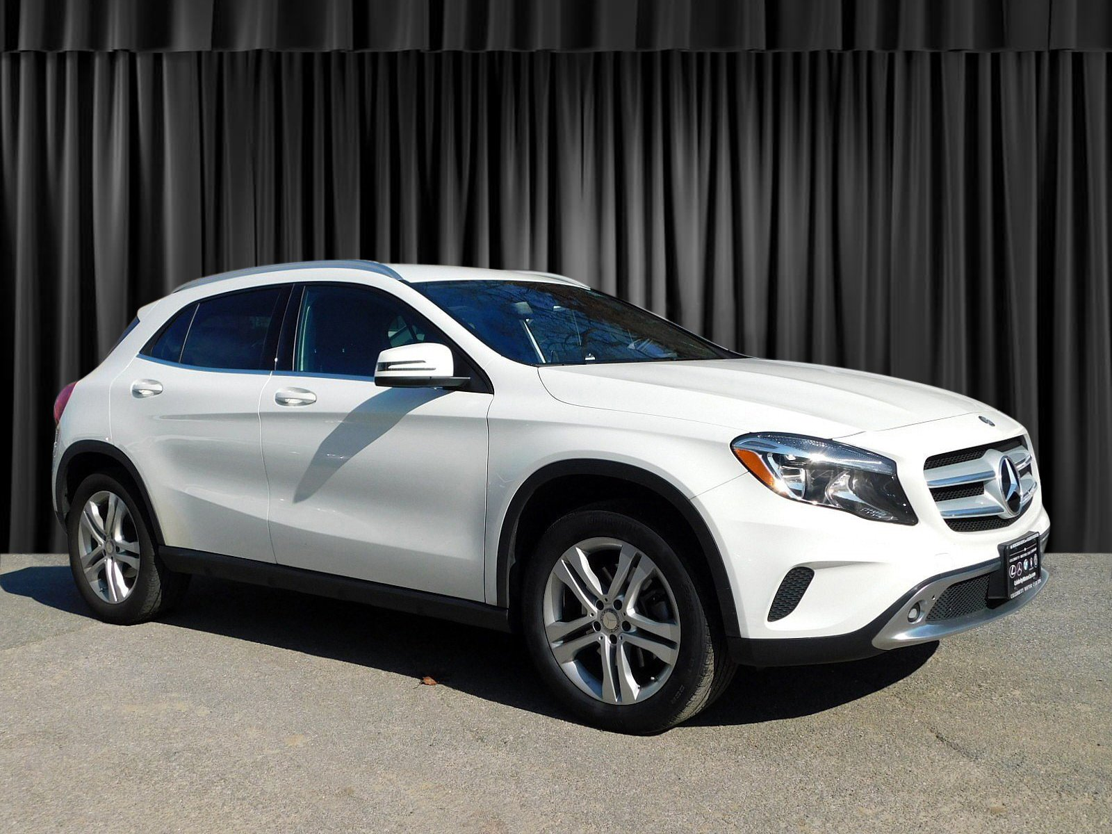 Certified Pre-Owned 2017 Mercedes-Benz GLA 250 AWD 4MATIC®