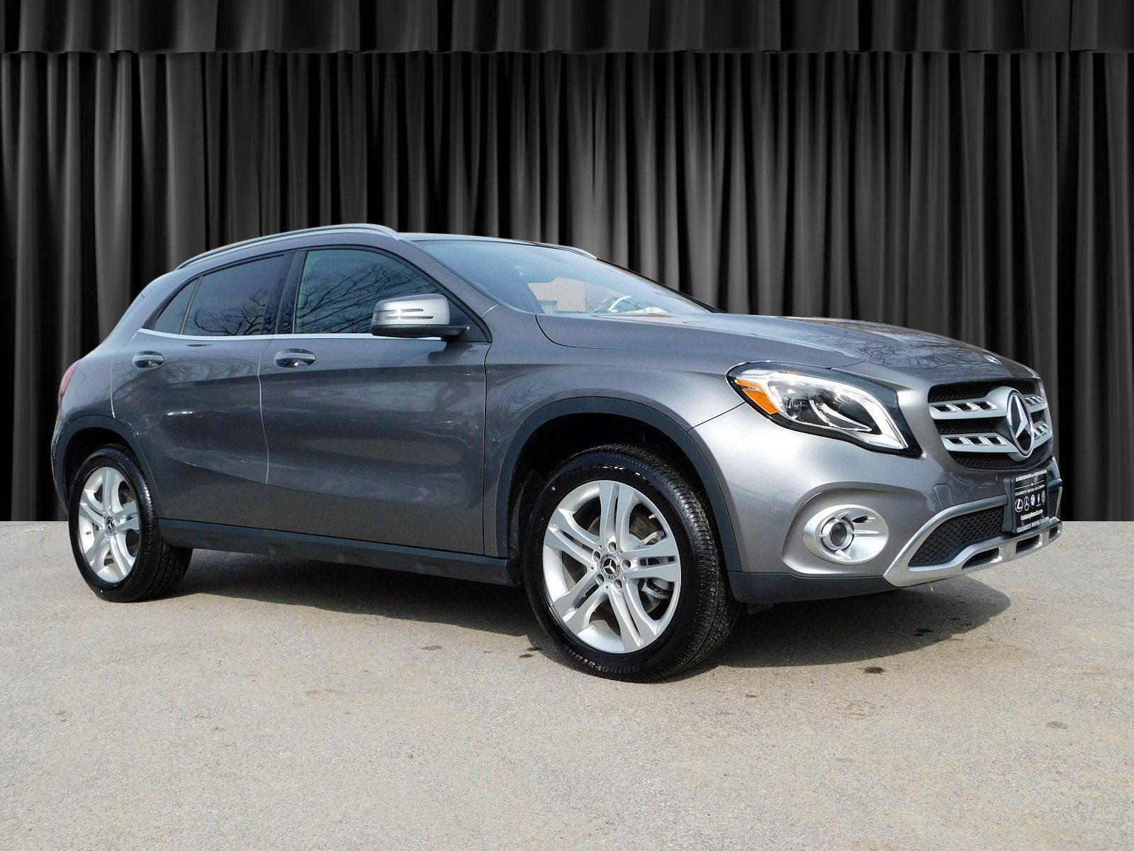 Pre-Owned 2020 Mercedes-Benz GLA 250 AWD 4MATIC®