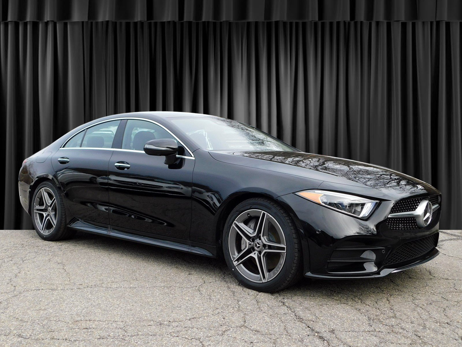 New 2019 Mercedes Benz Cls 450