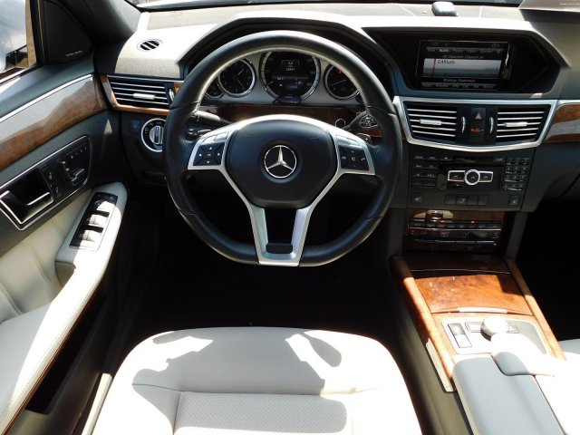 Certified Pre-Owned 2013 Mercedes-Benz E-Class E 350 Sport