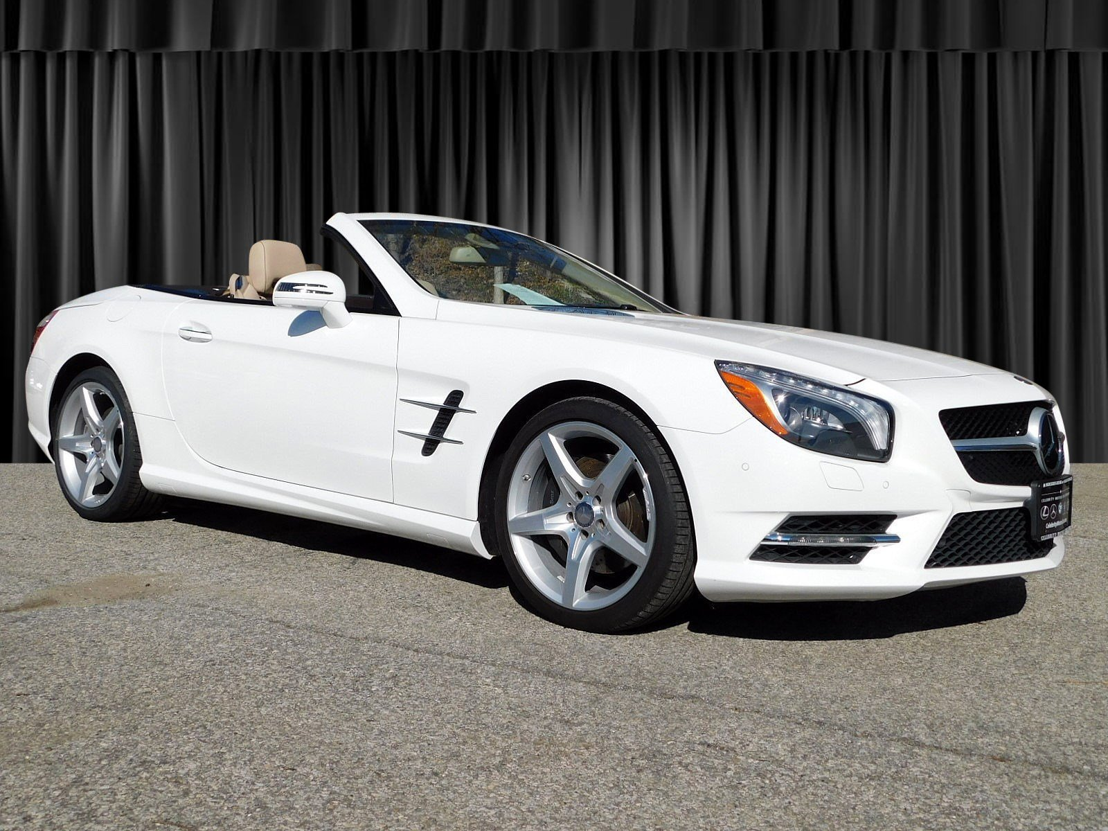 Certified Pre Owned 2016 Mercedes Benz Sl 400