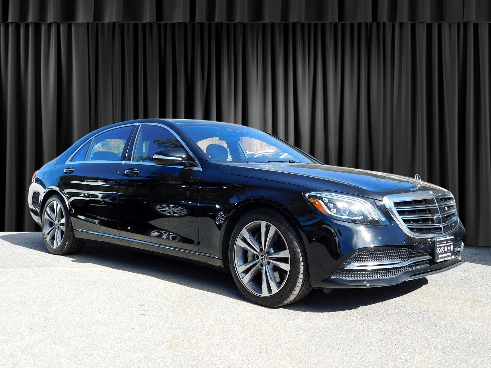 Pre Owned 2018 Mercedes Benz S Class S 450 SEDAN in Goldens Bridge