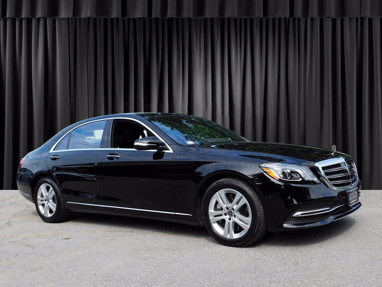 Pre-Owned 2020 Mercedes-Benz S 450 AWD 4MATIC®