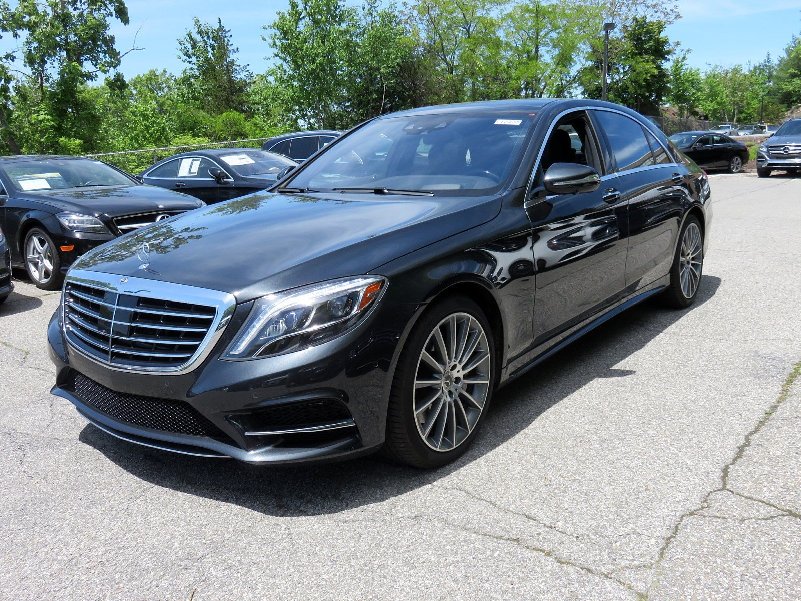New 2017 Mercedes Benz S Class S 550 SEDAN in Goldens Bridge CG562S