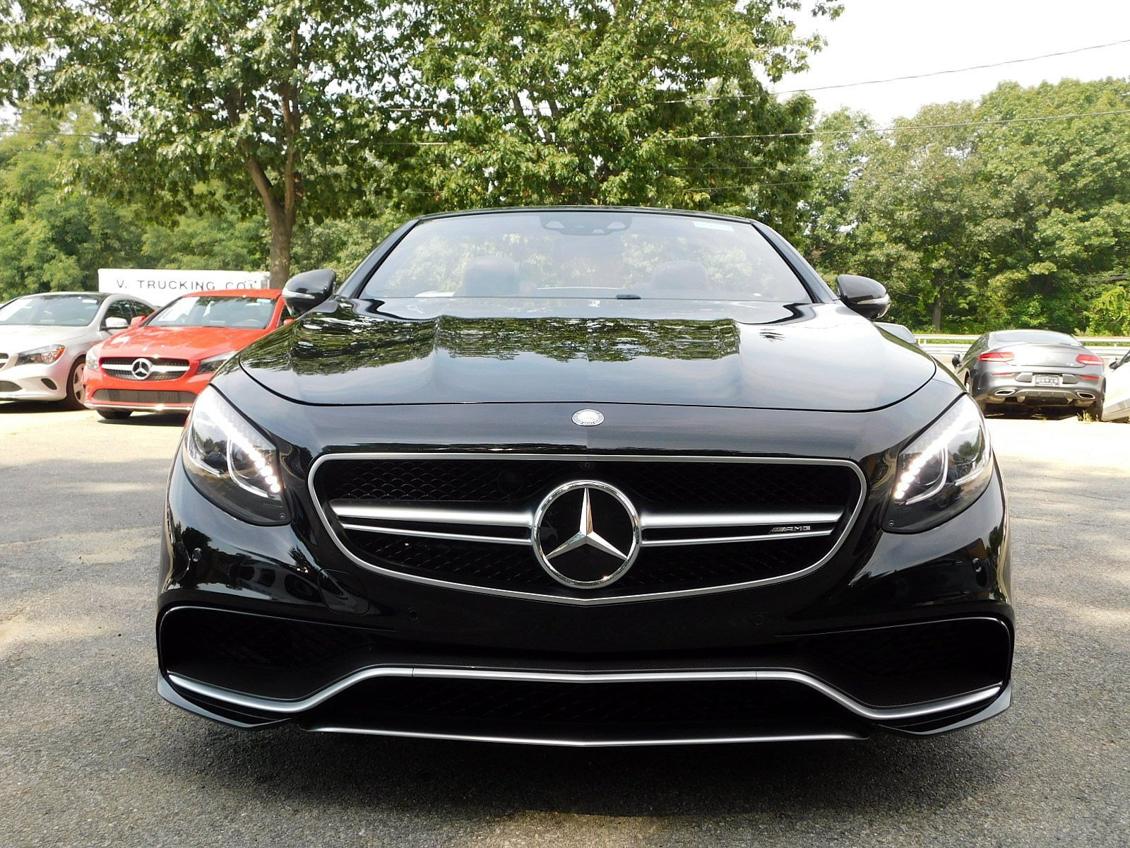 Certified Pre Owned 2017 Mercedes Benz S Class AMG S 63 Cabriolet