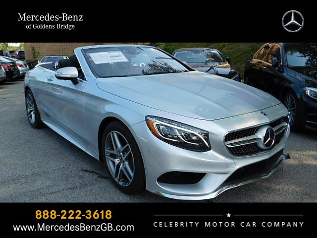 New 2017 Mercedes-Benz S-Class S 550 Sport CABRIOLET in Naperville ...
