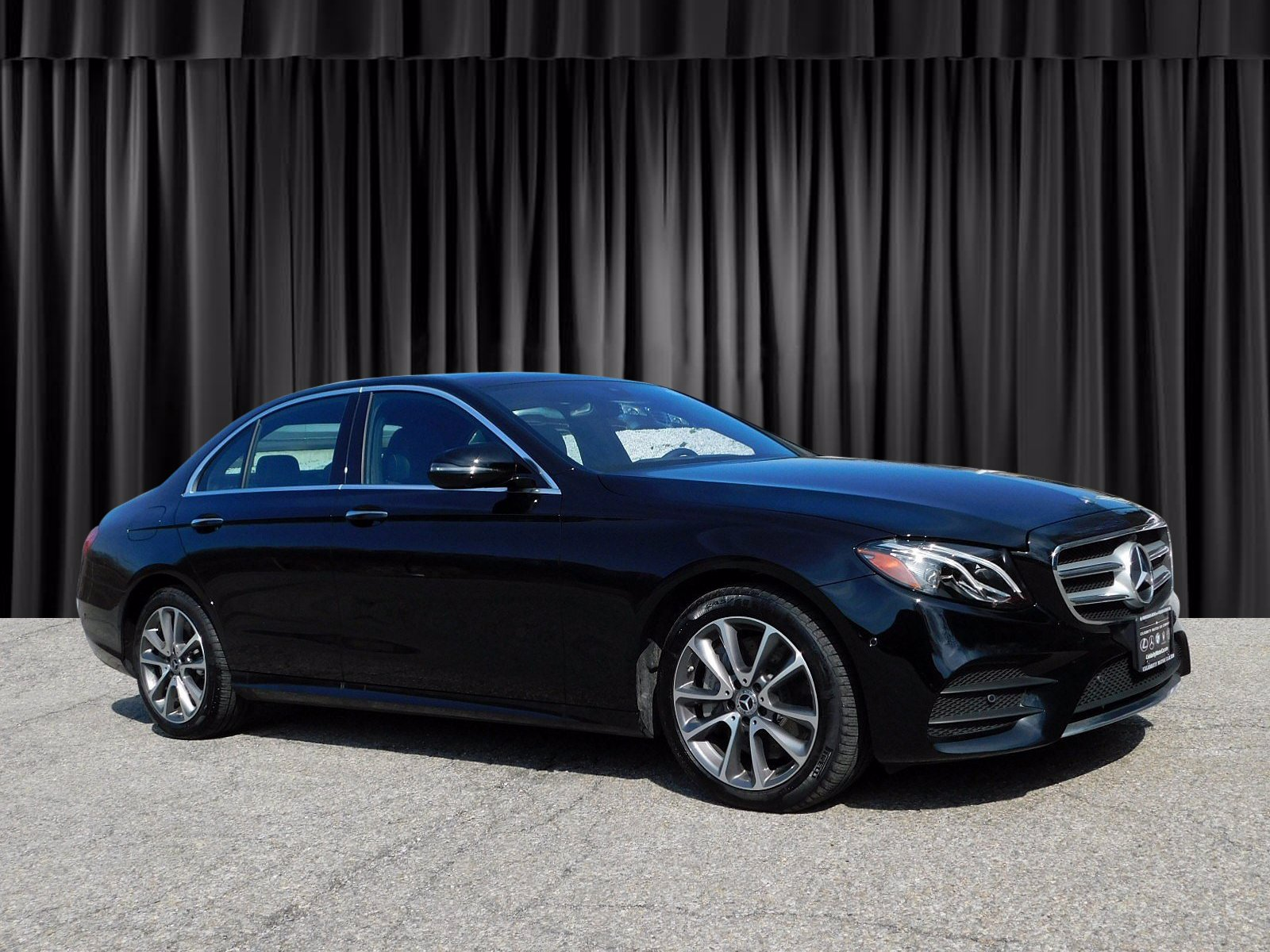 Pre-Owned 2020 Mercedes-Benz E 450 AWD 4MATIC®