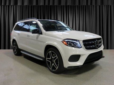 New 2018 Mercedes-Benz GLS GLS 550 4MATIC®