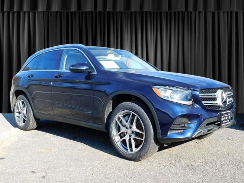 Certified Pre-Owned 2016 Mercedes-Benz GLC GLC 300 Sport